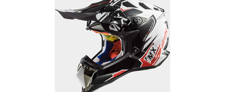 LS2 Subverter MX470 Motocross kaciga