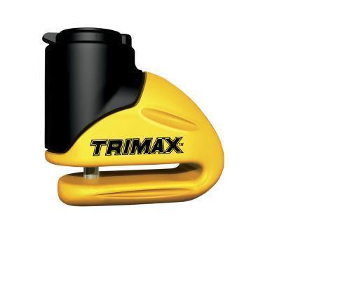 TRIMAX,T645S, DISC-LOCK 5.5MM PIN YELLOW