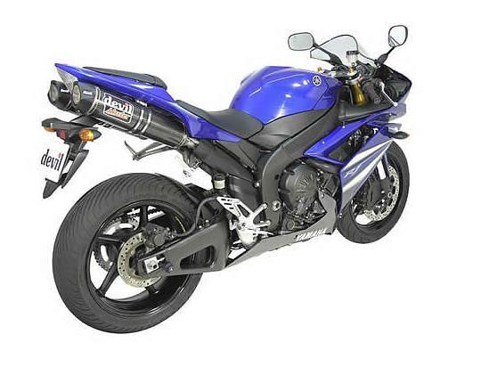 Ispušni sistem Devil za Yamaha R1,model 07-08